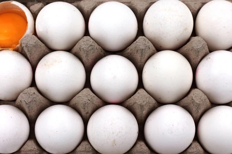 jajka wwkładce